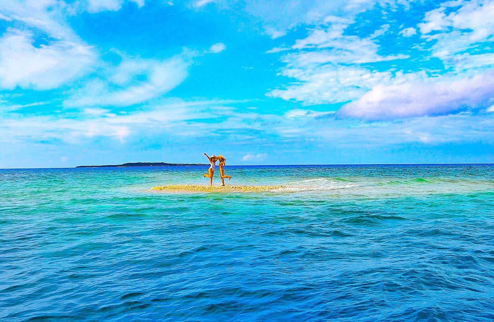 近くにある無人島