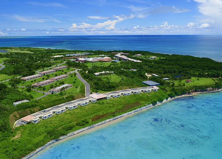 小浜島のホテルはいむるぶし