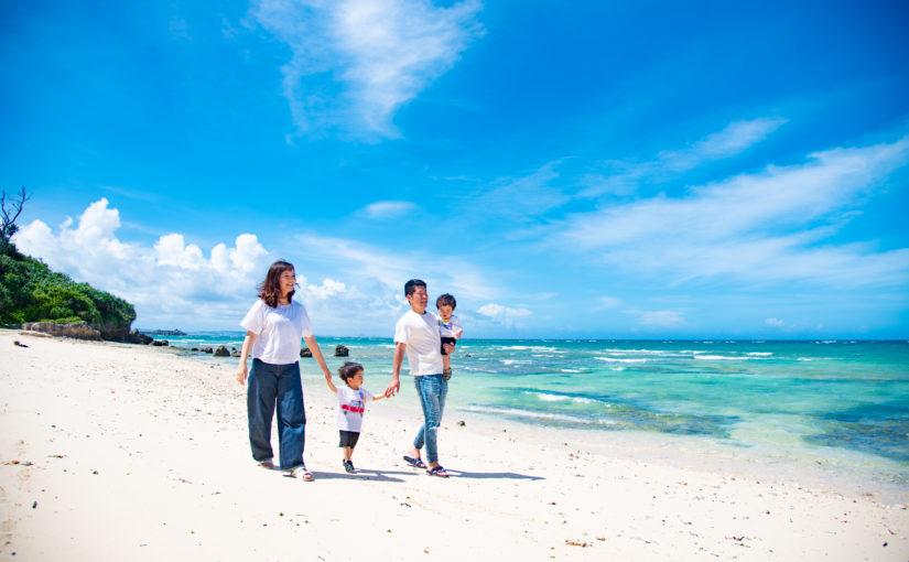 小浜島、家族写真、フォトプラン